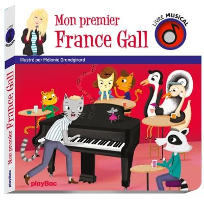 Mon premier France Gall
