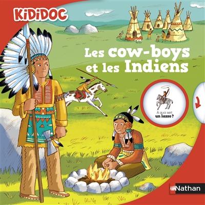 Les cow-boys et les Indiens