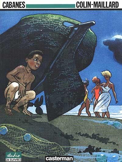 Colin-maillard / Cabanes | Cabanes, Max (1947-....). Auteur