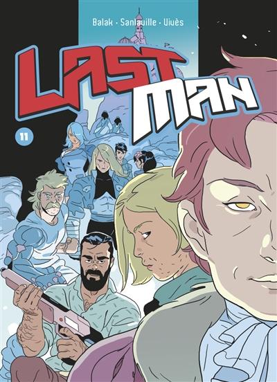 Last Man. 11   Balak (1979-....). Auteur