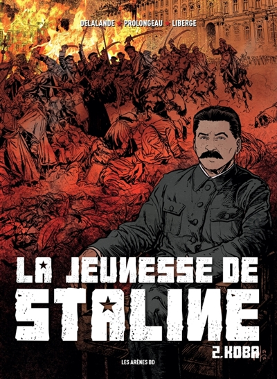 Koba   Delalande, Arnaud (1972?-....). Auteur