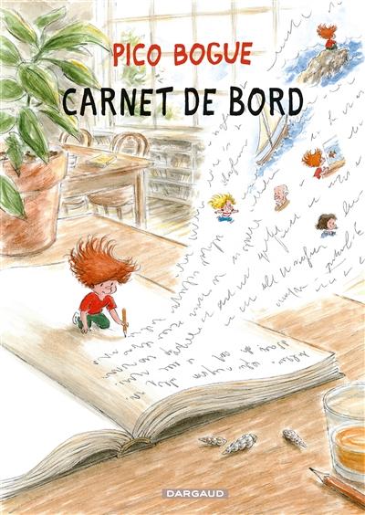 Carnet de bord / Dominique Roques | Roques, Dominique (1948-....). Auteur