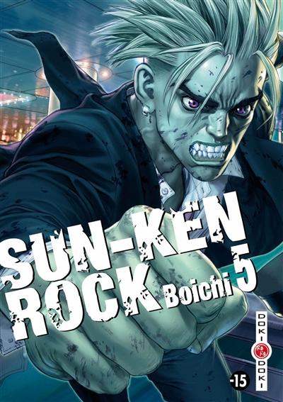 Sun-Ken Rock. 5 | Boichi (1973-....). Auteur
