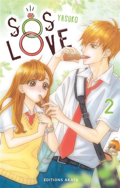 SOS love. 2 / Yasuko   Yasuko. Auteur