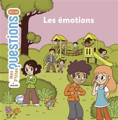 émotions (Les) | Dumontet, Astrid. Auteur