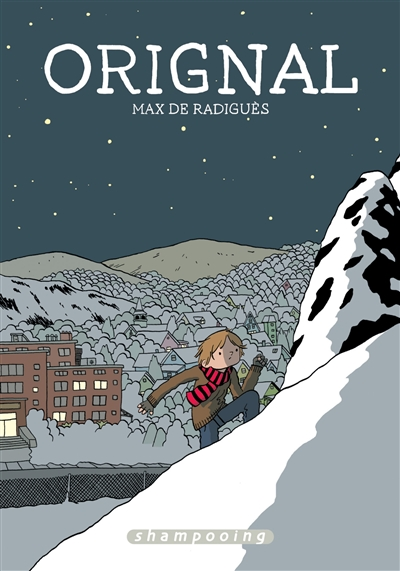 Orignal | Radiguès, Max de. Auteur