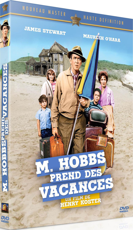 M. Hobbs prend des vacances |