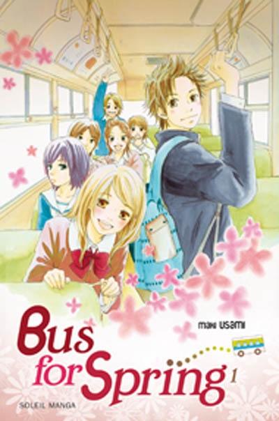 Bus for spring. 1 | Maki Usami. Auteur