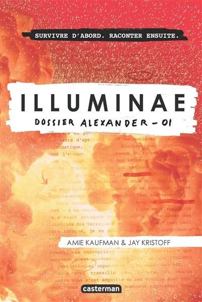 Dossier Alexander / Amie Kaufman et Jay Kristoff  