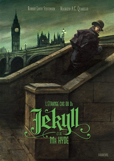 étrange cas du Dr Jekyll et de Mr Hyde (L') |