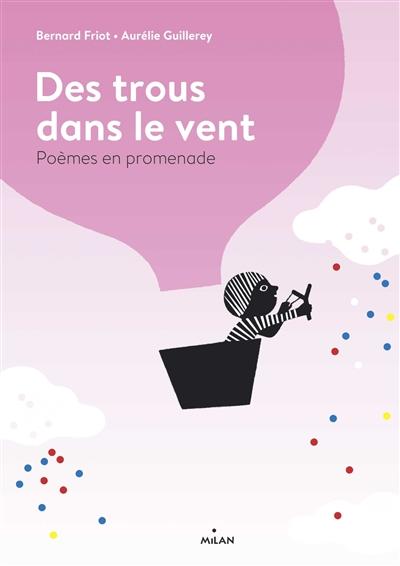Des trous dans le vent : poèmes en promenade   Friot, Bernard (1951-....). Auteur