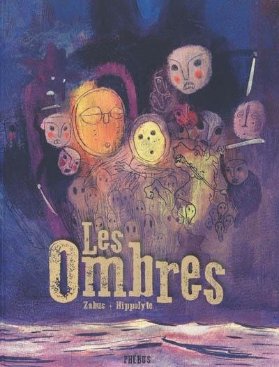 ombres (Les)   Zabus, Vincent. Auteur