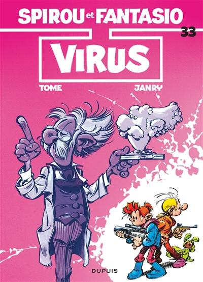 Virus | Tome, Philippe