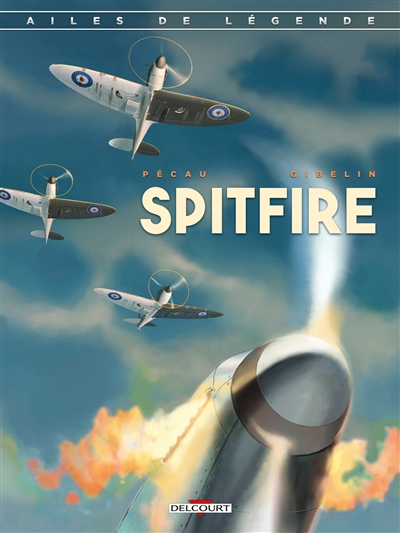 Machines de guerre. Spitfire : ailes de légende