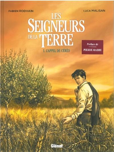 L'appel de Cérès / scénario, Fabien Rodhain | Rodhain, Fabien (1966-....). Auteur