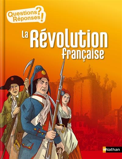 Révolution française (La)   Dhôtel, Gérard. Auteur