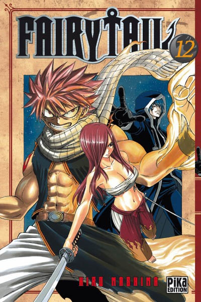 Fairy Tail. 12 | Hiro Mashima (1977-....). Auteur
