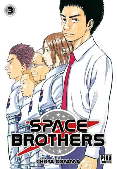Space brothers. 3 | Chūya Koyama (1978-....). Auteur