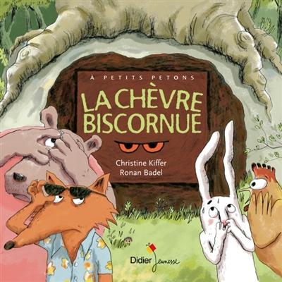 La  Chèvre biscornue | Kiffer, Christine