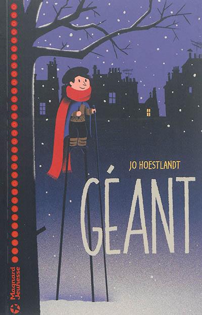 Géant   Hoestlandt, Jo (1948-....). Auteur