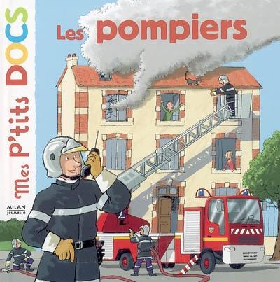 Les pompiers / texte de Stéphanie Ledu | Ledu, Stéphanie (1966-....). Auteur