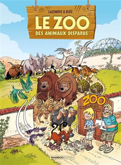 Le zoo des animaux disparus. Vol. 2