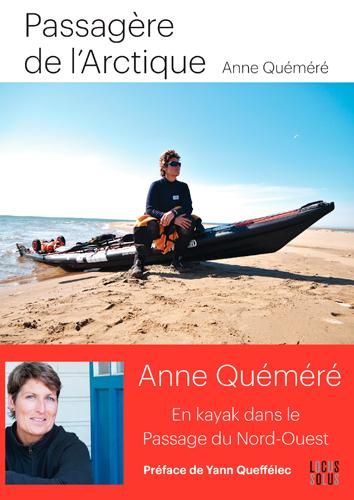 Passagère de l'Arctique : en kayak dans le passage du Nord-Ouest