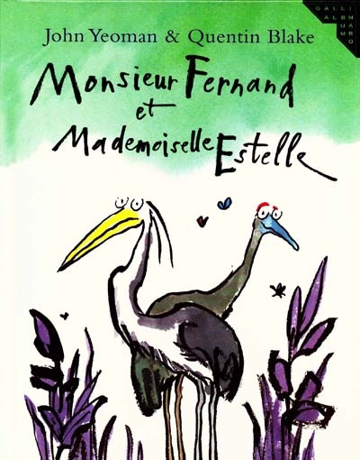 Monsieur Fernand et Mademoiselle Estelle / John Yeoman | Yeoman, John (1934-....). Auteur