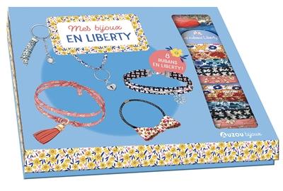 Mes bijoux en liberty