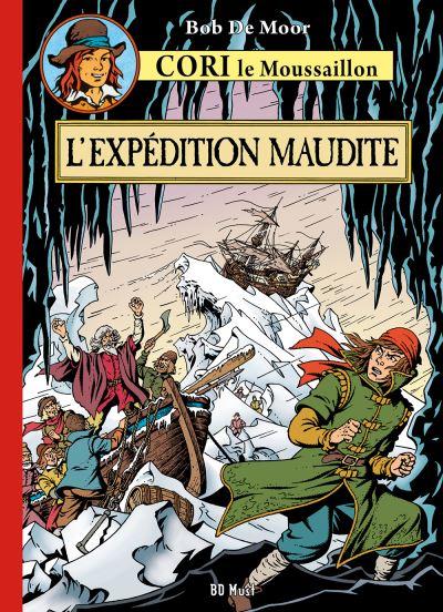 Cori le moussaillon. Vol. 4. L'expédition maudite