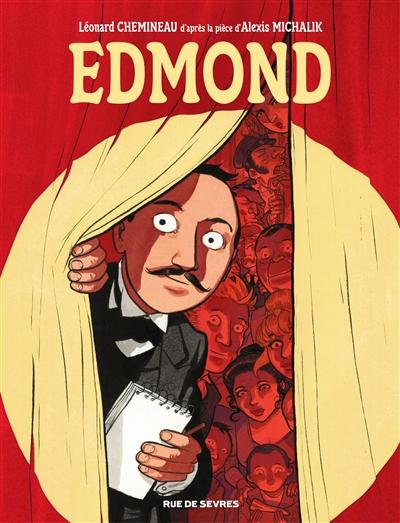 Edmond | Chemineau, Léonard (1982-....). Auteur