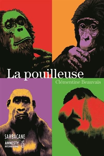 La pouilleuse | Beauvais, Clémentine (1989-....). Auteur