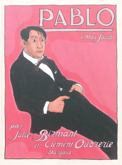 Max Jacob   Birmant, Julie. Scénariste