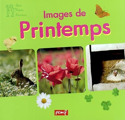 Images de printemps / Michel de La Cruz | La Cruz, Michel de. Auteur