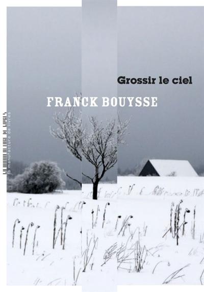 Grossir le ciel / Franck Bouysse | benameur, Franck (1965-....)