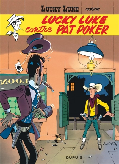 Lucky Luke contre Pat Poker / Morris (pseud.) | Morris