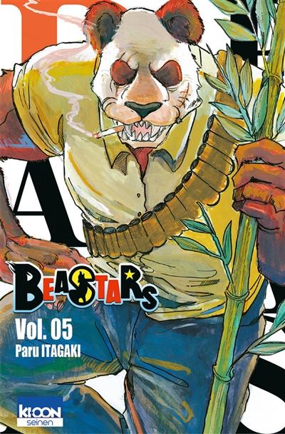 Beastars. Vol. 5 / Paru Itagaki | Itagaki, Paru. Auteur. Illustrateur