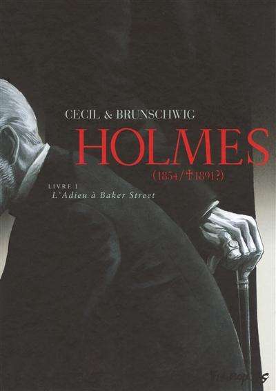 L'adieu à Baker Street / récit de Luc Brunshwig | Brunschwig, Luc (1967-....). Auteur