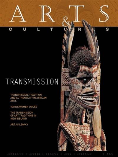 Arts & cultures, n° 22. Transmission
