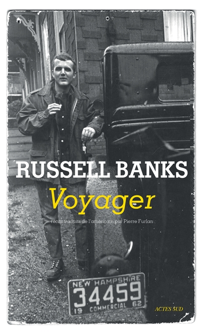 Voyager / Russell Banks | Banks, Russell (1940-....). Auteur