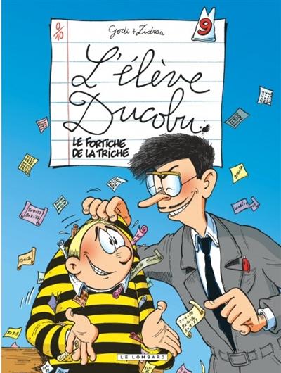 Le fortiche de la triche / Godi + Zidrou | Godi, Bernard (1951-....). Auteur
