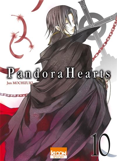 Pandora hearts. 10 | Jun Mochizuki. Auteur