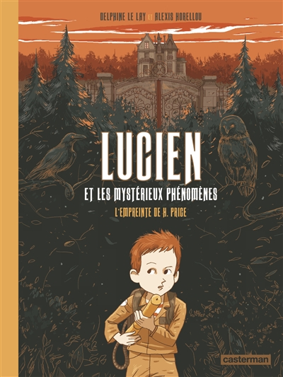 L'Empreinte de H. Price | Le Lay, Delphine