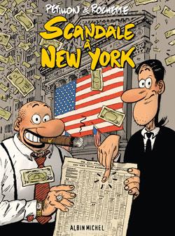 Scandale à New York / René Pétillon   Pétillon, René (1945-...)