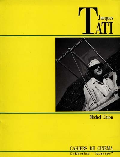 Jacques Tati / CHION Michel | Chion, Michel