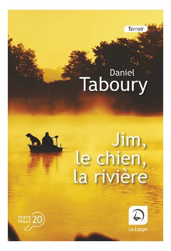 Jim, le chien, la rivière