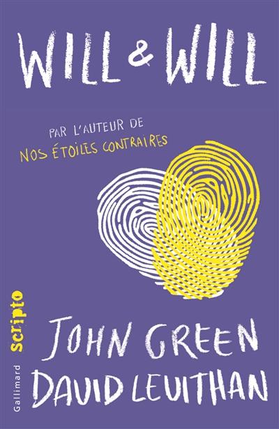 Will & Will | Green, John. Auteur