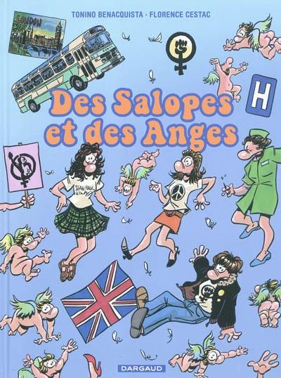 salopes et des anges (Des) | Benacquista, Tonino. Auteur