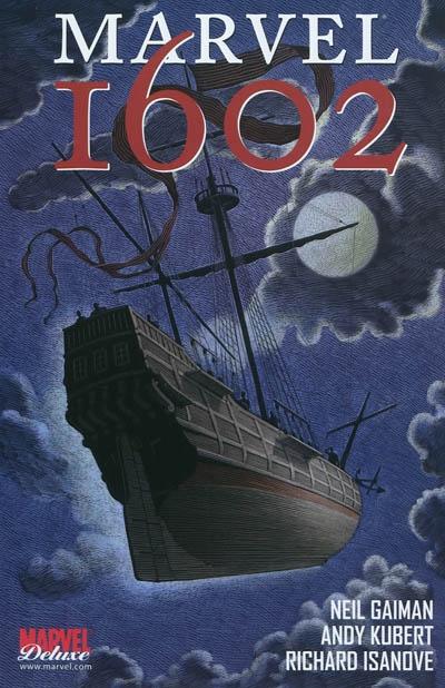 Marvel 1602 | Kubert, Andy (1962-....). Illustrateur