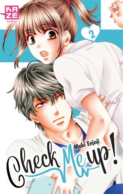 Check me up !. 2 / Maki Enjoji | Enjoji, Maki. Auteur